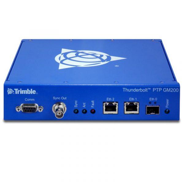 Trimble Thunderbolt® PTP Grandmaster Clock GM200