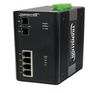 PoE+ Ethernet Switch