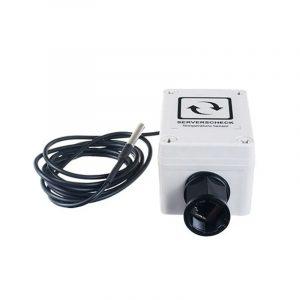 SERVERSCHECK IP68 Stainless Steel Temperature Sensor