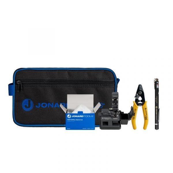TK-184 Fiber Optic Connector Clean and Prep Kit